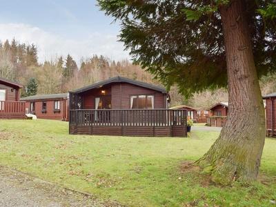Lodge 27 Loch Lomond, Stirling