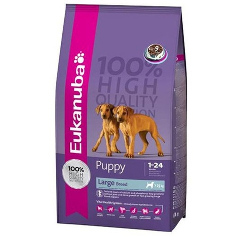 Eukanuba Puppy & Junior Large Breed Dog Food 3kg