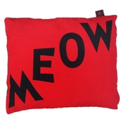 Creature Clothes - Cat Nappa Meow – Black/Red