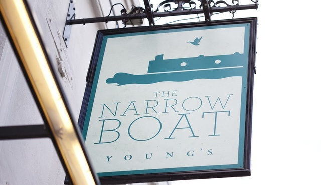 The Narrow Boat Pub London