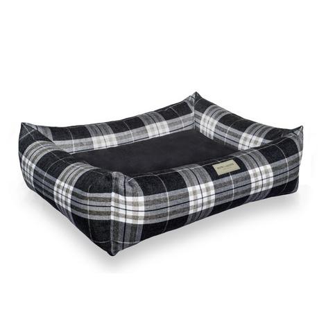 Scott Dog & Cat Bed - Grey