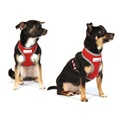 Reflective Airmesh Dog Harness – Red  4