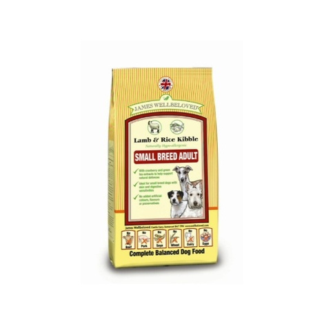 JW Adult Small Breed Lamb 7.5kg