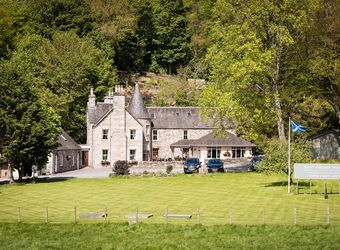 East Haugh House Hotel, Perthshire