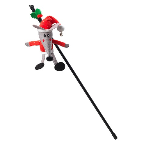 Mr Claws Christmas Cat Wand