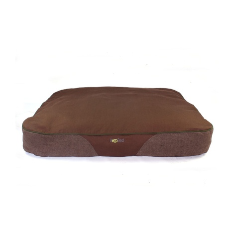 BecoBed Mattress - Paddington Brown 4