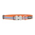 Fang It Dog Collar – Orange