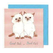 Kate Garey - Kittens Card