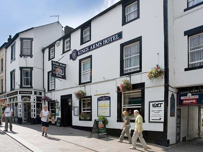 The Kings Arms Hotel, Lake District, Keswick