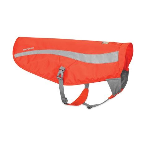 Track Jacket - Blaze Orange