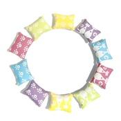 Free Spirit Designs - Lavender Pillow - Yellow