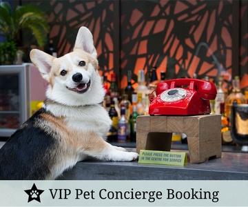 VIP PET CONCIERGE BOOKING