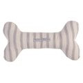 Organic Squeaky Bone Toy