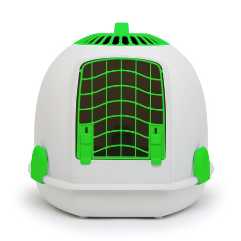'The Igloo' for Cats - Aurora Green