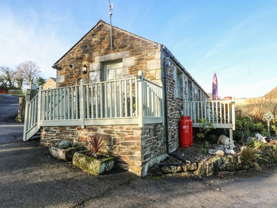 Phoenix Cottage, Cornwall, Truro