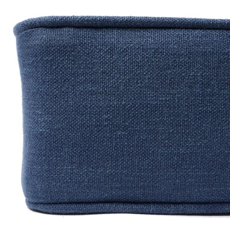 The GRWE Big Memory Foam Dog Bed - Navy 5