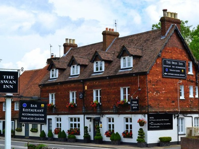 The Swan Inn, Surrey, Haslemere