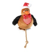 House of Paws - Turkey Snowball Dog Toy