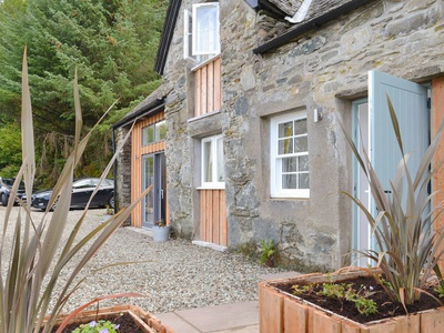 Printmakers Cottage, Argyll And Bute, Lochgilphead