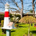 Lighthouse Birdhouse 3