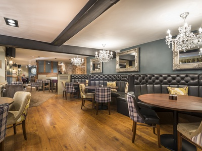 The Golden Lion Hotel, Cambridgeshire, St Ives Cambridgeshire