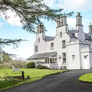 <strong>Forss House Hotel, Scotland: </strong> Super dog-friendly hotel in the beautiful Scottish highlands