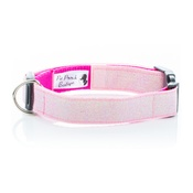 Pet Pooch Boutique - Pink Sparkle Collar