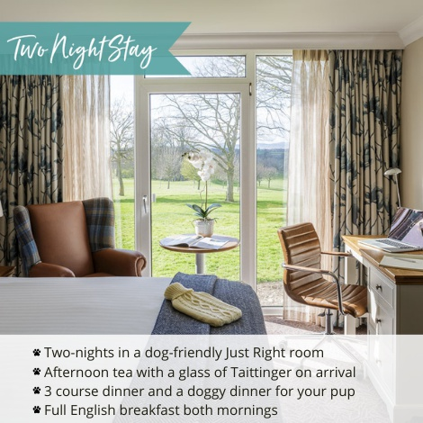 Tewkesbury Park Exclusive Two Night Stay Voucher