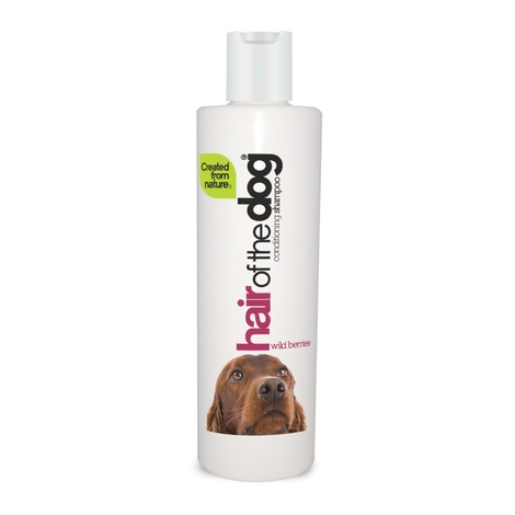Hair of the Dog Conditioning Shampoo – Wild Berries