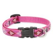 """Collarways - 3/4"""" Width Puppy Love Lupine Dog Collar"""