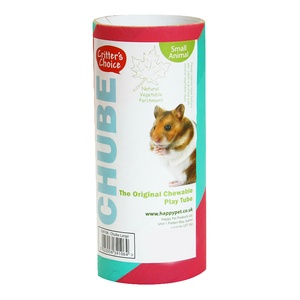 Chewable Play Tube for Small Animal