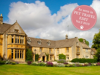 Lords of the Manor Hotel, Gloucestershire, Upper Slaughter