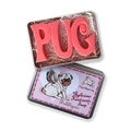 Puglicious Pug Soap - Bubblegum