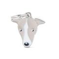 Greyhound Engraved ID Tag
