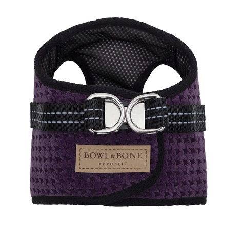 Soho Dog Harness - Purple