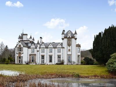 Dalnaglar Castle, Perth And Kinross, Blairgowrie