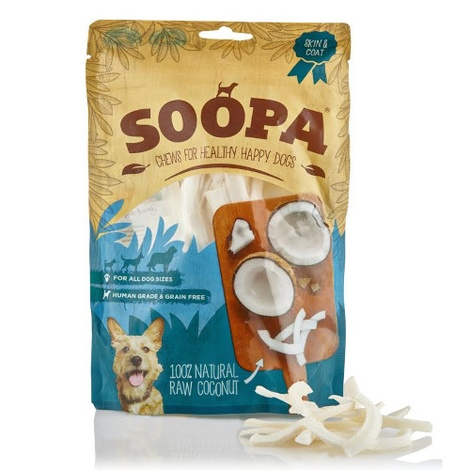 Soopa Variety Dog Chews (3 x 100g) 2