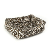 Pet Pooch Boutique - Cheetah Dog Bed