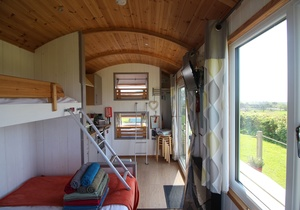 Rhossili Scamper Holidays - Super Grand Shepherd Hut, Swansea 3