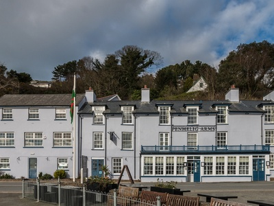 Penhelig Arms, Wales