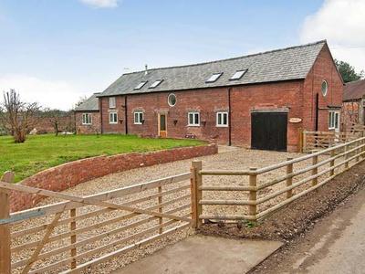 The Barn, Wrexham, Chirk