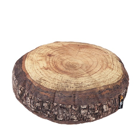 Forest Annual Ring Pet Bed