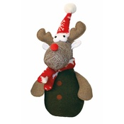 Happy Pet - Donny the Reindeer Dog Toy
