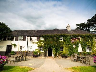 The Groes Inn, Wales, Ty'n-y-groes