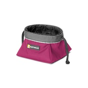 Ruffwear - Ruffwear Quencher Cinch Top Bowl - Purple Dusk