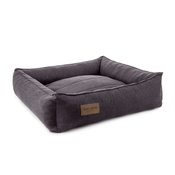 Bowl&Bone Republic - Urban Dog Bed - Graphite