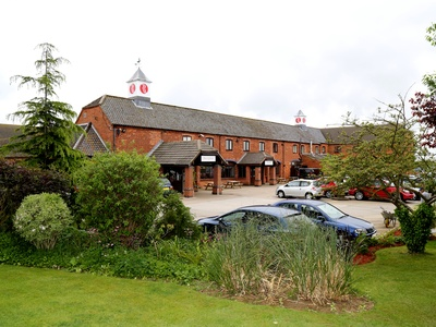 The Olde Barn Hotel, Lincolnshire, Grantham