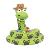 Pet Brands - Snake Squeaky Dog Toy