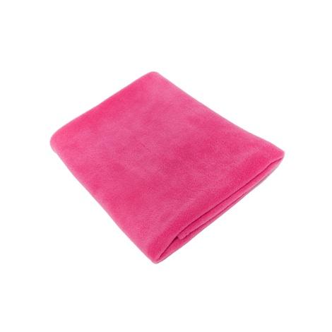 Personalised Pet Fleece Blanket – Cerise