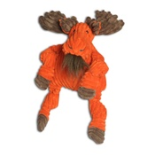 Huggle Hounds - Knotties Moose Dog Toy